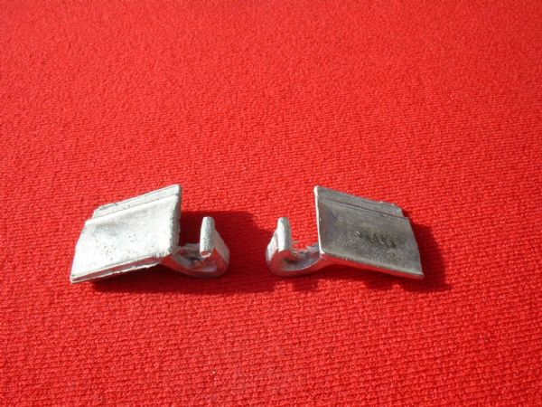 Dinky Toys 152 Rolls-Royce Phantom V rear doors {Left and Right} (Price for a pair)